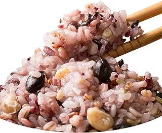 米 雑穀 雑穀米 国産 美容重視ビューティーブレンド雑穀(豆有) 1kg(500g x2袋) 美容 ポリフェノール配合 送料無料※一部地域を除く 雑穀米本舗