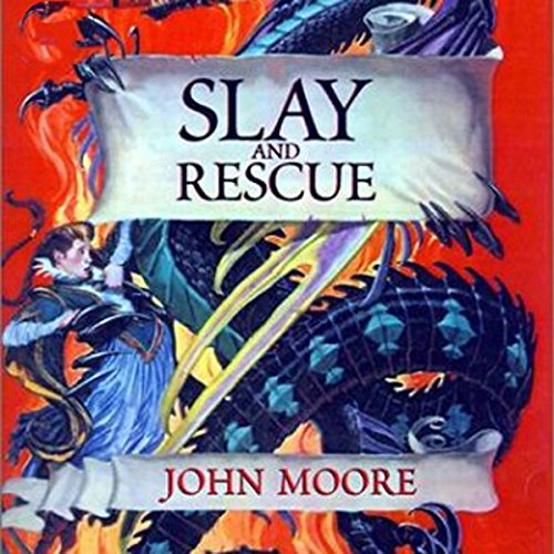 Slay and Rescue audiobook cover art