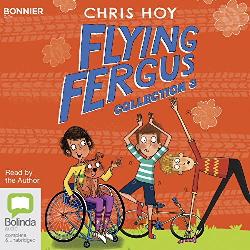 Flying Fergus Collection 3 cover art