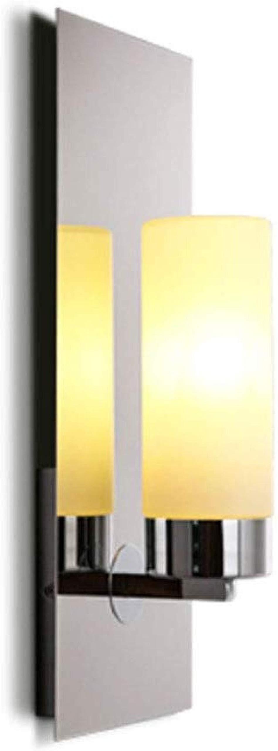 Chrome, Aluminium Max E14 SLV 147532/Camara IP44/Applique murale 60/W Chrome
