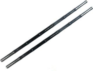 【武器商人 TS312D】カリ スティック オリシ【2本セット】 ささくれができない! エスクリマ バストン ラタンスティック 暴漢対策 防犯用 杖術 棒術 訓練用 材質PPなので安全 コスプレ 演武用にも ジークンドー