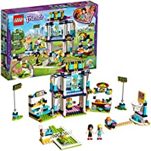 LEGO Friends Stephanie's Sports Arena 41338 Building Set (460 Piece) (Discontinued by Manufacturer)