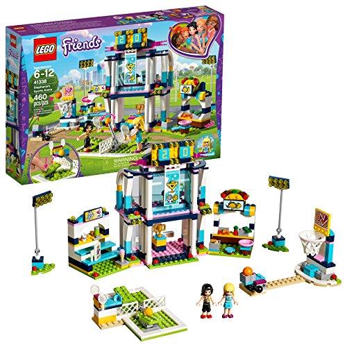 LEGO Friends 41338 - Polideportivo de Stephanie