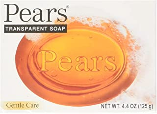 Pears Natural Glycerine Transparent Soap 4.4-Ounce bar (Pack of 12)