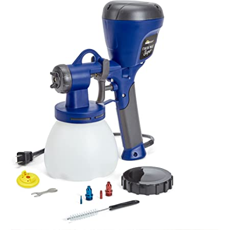 HomeRight C800971.A Super Finish Max HVLP Paint Sprayer, Spray Gun for Countless Painting Projects
