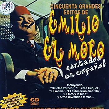 50 Grandes Éxitos En Español De Emilio El Moro