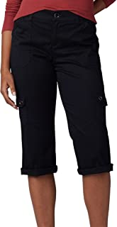 Lee womens Flex-To-Go Relaxed Fit Utility Capri Pant Pants