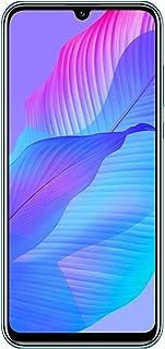 "Huawei Y8P Smartphone,Dual SIM,128 GB ROM,6GB RAM,48MP,4000mAh,6.3"" Display - Breathing Crystal"