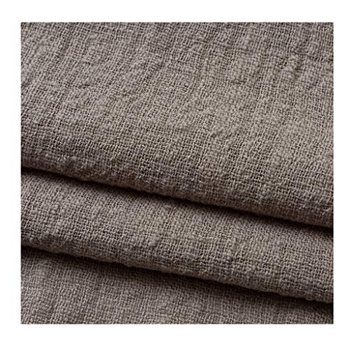 yankai 100% katoen stof linnen effen pak broek hemd voering vaste breedte 135 cm NIU