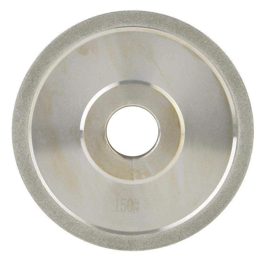 意図的指ひまわりZGQA-GQA ダイヤモンド砥石、大理石の花崗岩のグラインド用グラインダー研磨機150 * 20ミリメートルのために抵抗電気めっきダイヤモンド研削研磨ホイールを着用してください