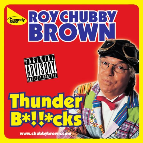 Thunder Bollocks audiobook cover art