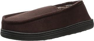 حذاء ميكروسويد موك للرجال مع بطانة من الصوف المنقوش من بيري إيليس
