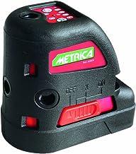 Inclinaison 160 x 160 x 185 mm Metrica 60725 Niveau automatique laser rotatif