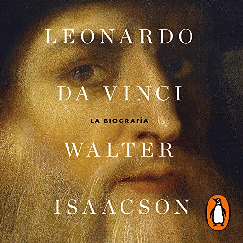 『Leonardo da Vinci [Spanish Edition]』のカバーアート