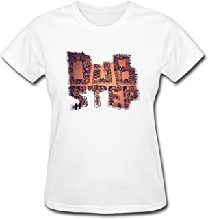 RZF Women's Dubstep T-Shirt- White