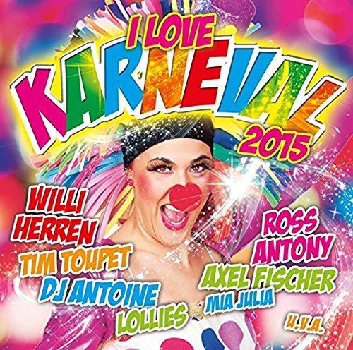 I Love Karneval 2015