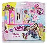 Undercover SORN6454 - Disney Soy Luna Schulset, 8-teilig