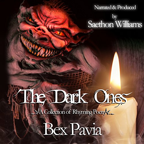 The Dark Ones: A Collection of Rhyming Poetry cover art