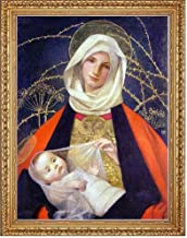 Art Oyster Marianne Preindelsberger Stokes Madonna and Child - 21.05