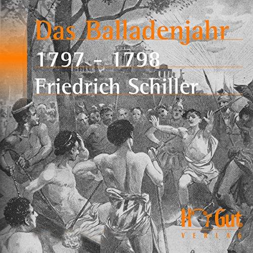 Das Balladenjahr 1797-98 Titelbild