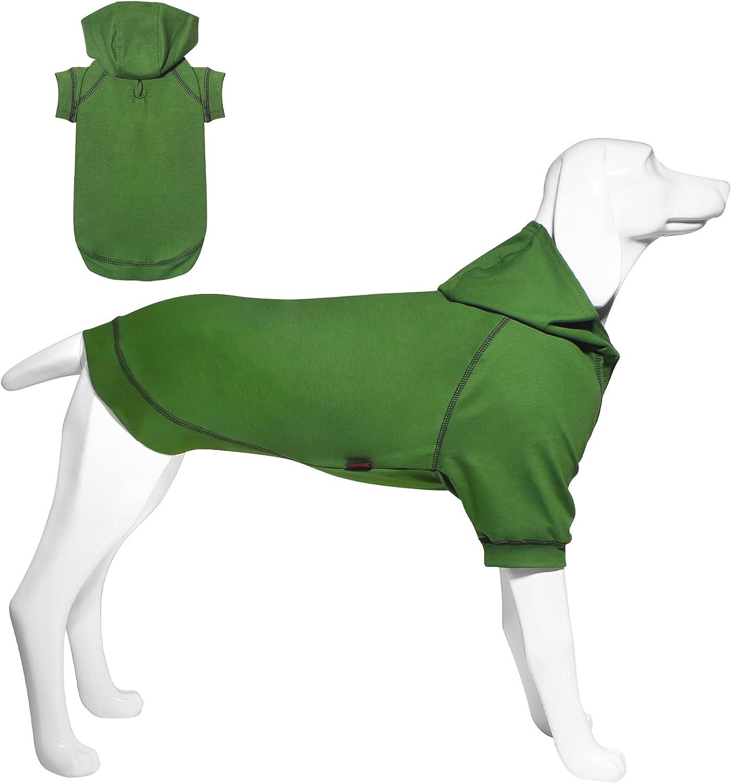 Kickred Basic Dog Hoodie Sweatshirts Quality inspection Washington Mall Sweate Clothes Pet Hoodies