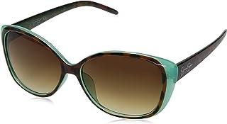 Women's J5012 Glamorous Cat-Eye Sunglasses with 100% UV...