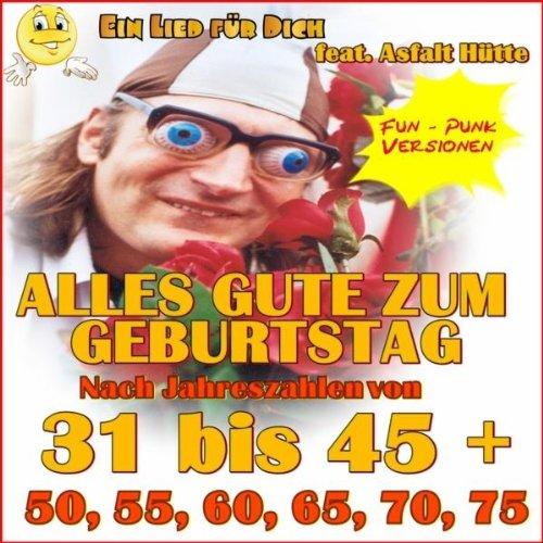 Alles Gute Zum 36 Geburtstag Von Ein Lied Für Dich Feat Asfalt