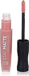 Rimmel London, Stay Matte Liquid Lip Colour, 0.18fl oz 5.5ml, 110 Blush