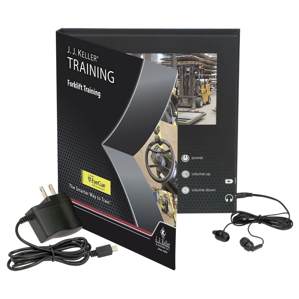 Free Shipping New Forklift Training Max 86% OFF Video Book in from English Spanish