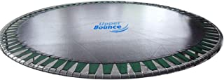 Trampoline Replacement Jumping Mat, fits for Round Frames with V-Rings - MAT ONLY