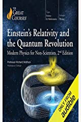 Einstein's Relativity and the Quantum Revolution: Modern Physics for Non-Scientists, 2nd Edition Kindle Edition