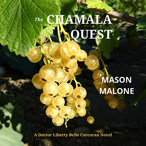 The Chamala Quest audiobook cover art