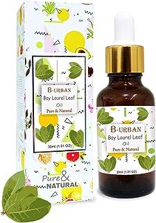 B-URBAN Bay Laurel Leaf Oil 100% Natural Pure Undiluted Uncut Essential Oil 30ml