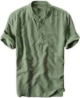 9cfdbef307220a Fannyfuny Basic Polokragen Hemd Herren Poloshirt Kurzarm Tee Sommer T-Shirt  Men's Polo Shirt Männer