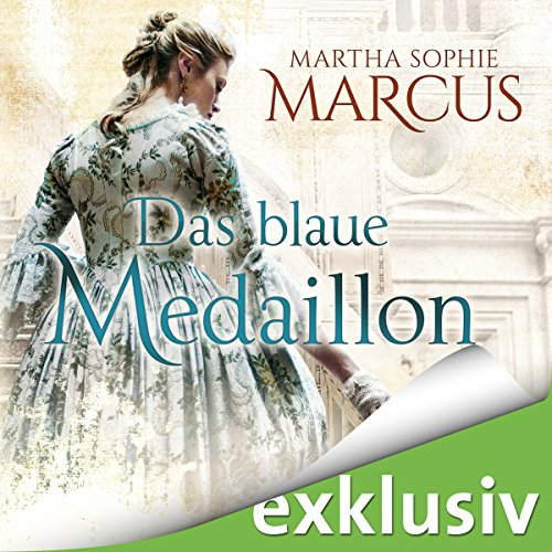 Das blaue Medaillon audiobook cover art
