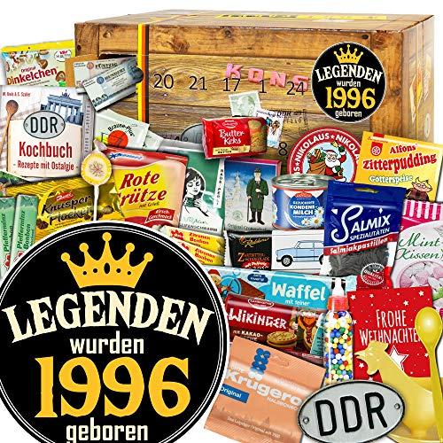 Legenden wurden 1996 geboren + Ossi Produkte + Adventskalender DDR