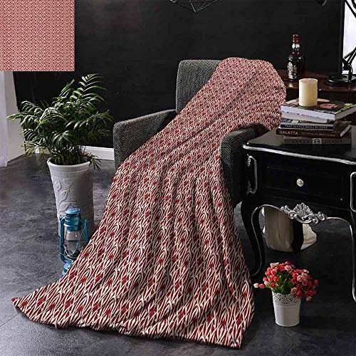 GGACEN Bed deken Boom van Leven Takken Curves Sier Wildlife Illustratie Abstract Samenstelling Comfortabel Zacht materiaal, geven u Grote Slaap 70