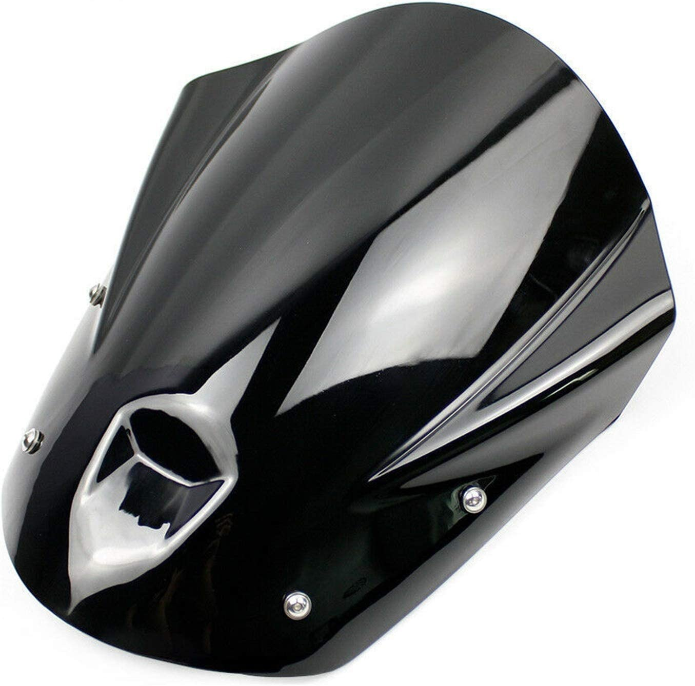 shopping Motorcycle Wind Deflector Windscreen Fit Max 48% OFF MT-09 Yamaha FZ-09 for