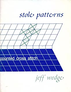 Stole Patterns Counted Cross Stitch