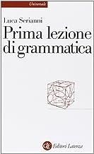 Permalink to Prima lezione di grammatica PDF
