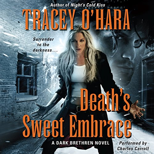 Death's Sweet Embrace audiobook cover art