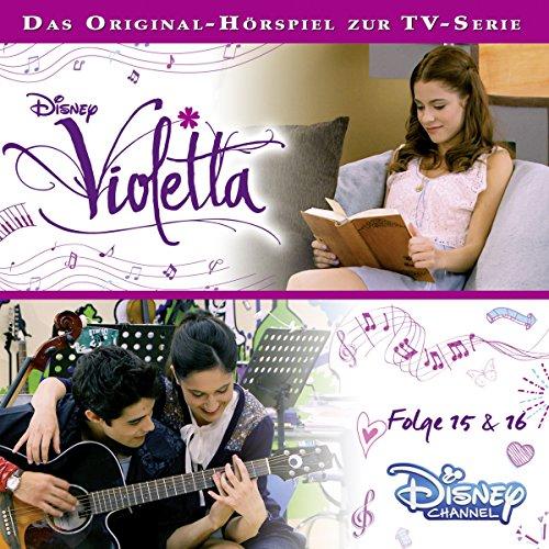 Violetta 15 & 16 Titelbild