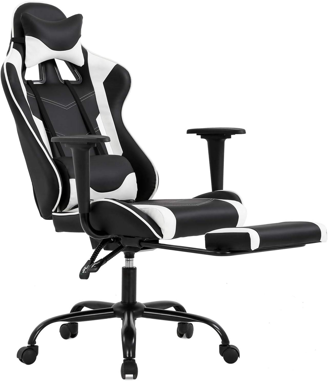 BestOffice PC Gaming Ergonomic Desk Chair