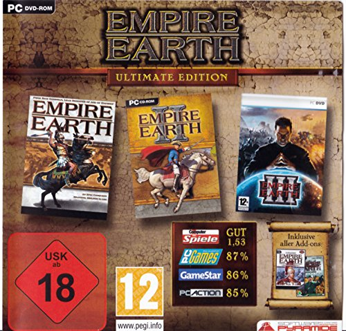 Empire Earth - Ultimate Edition (Jewelcase)