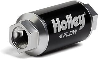 Holley 162-551 Black Billet Finish Fuel Filter