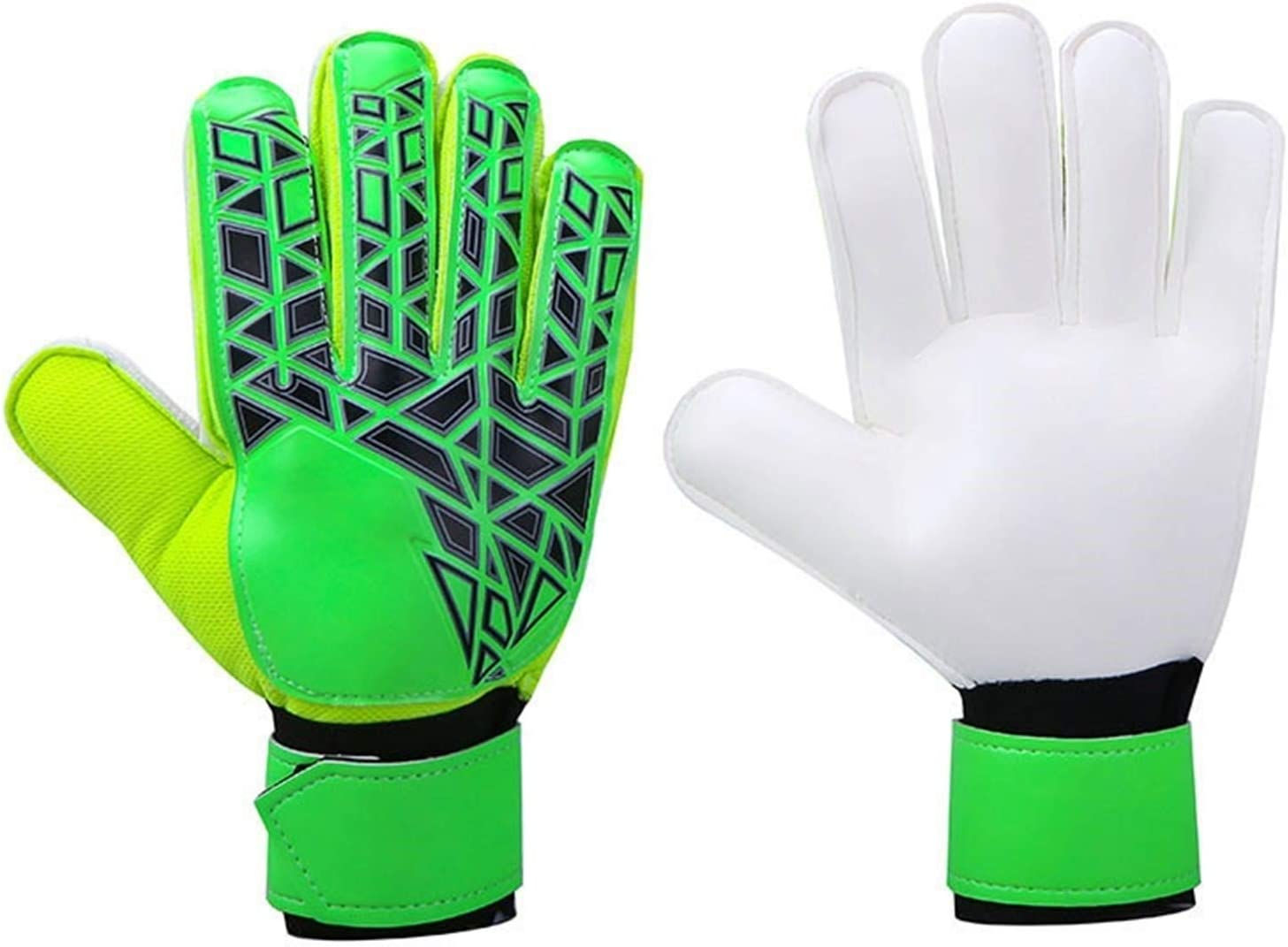 Gifts ZHIZI Goalkeeper Gloves OFFicial store Two-Piece Du Non-Slip