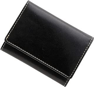 極小財布 トスカーナレザー ベーシック型小銭入れ BECKER 日本製 ミニ財布/三つ折り
