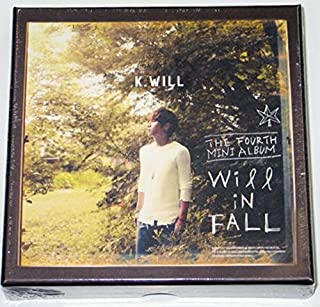 Starship Entertainment K.Will Kwill - Will In Fall (4Th Mini Album)