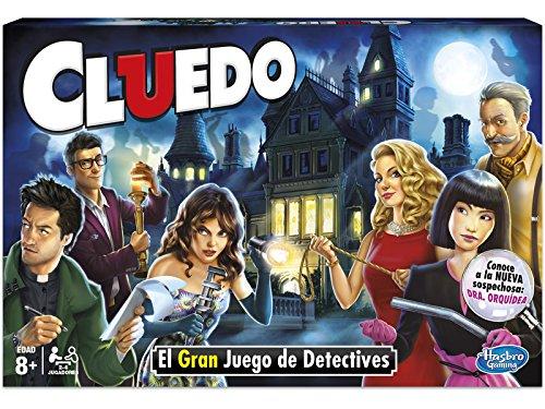 JUEGO CLUEDO THE CLASSIC MYSTERY GAME NUEVA AMBIENTACION