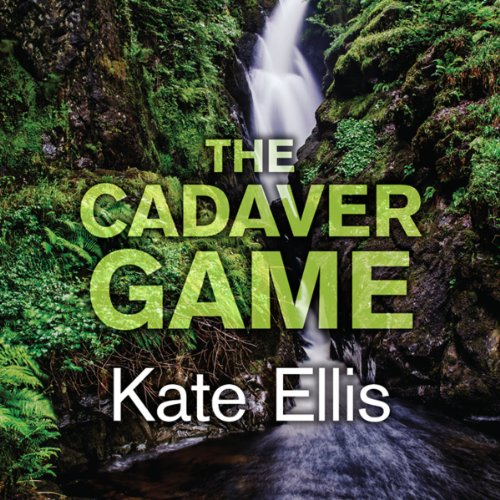 The Cadaver Game audiobook cover art